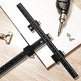 QWORK Cabinet Hardware Jig Tool, Adjustable