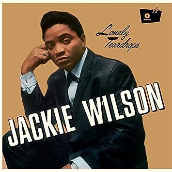 Amazon | Lonely Teardrops (180g) [12 inch Analog] | Jackie Wilson ...