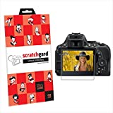 Scratchgard Ultra Clear Screen Protector for Nikon D5500