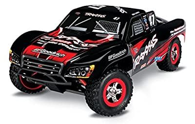 Traxxas Slash: 4WD Electric Short Course Racing Truck, Ready-To-Race (1/16 Scale)