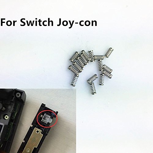 Replacement 2 Pcs Buckle Spring For Nintendo Switch Joy-con NS NX Joy-con Buckle ()