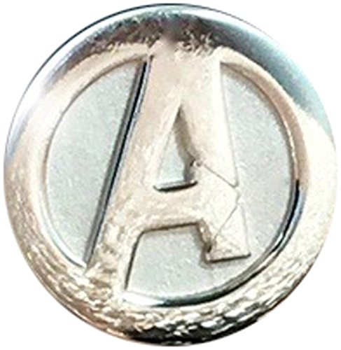 Marvel's Avengers Bead in Sterling Silver by Marvel (Image #1)