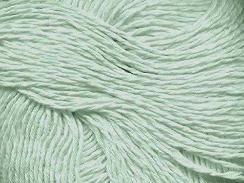 Hempathy 81 Pale Pistachio Elsebeth Lavold Hemp Cotton Modal Yarn 50 gram