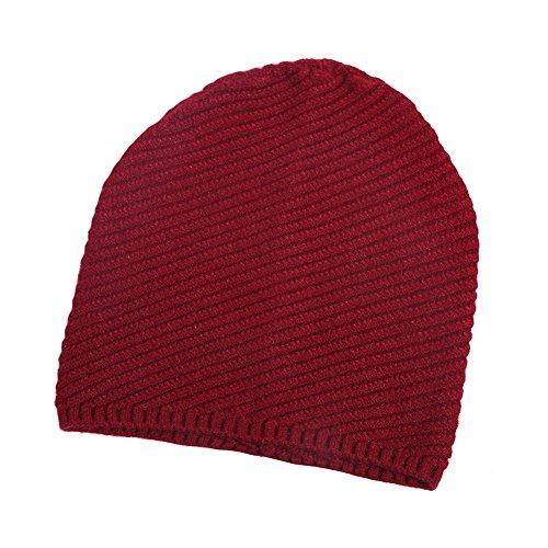 esqu para Sombrero de invierno hombres Aiklin de Sombrero qw07OfHw