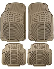 FH Group Floor Mat with Heel Pad