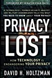 Privacy Lost, David H. Holtzman, 0787985112