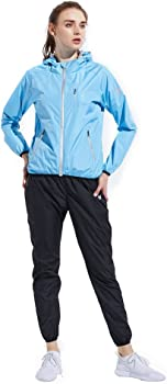 Hotsuit Sauna Suit Weight Loss for Women Fitness Gym Exercise