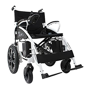 Culver Electric Wheelchair   Foldable Lightweight Heavy Duty Electric Power  2018 Best Model