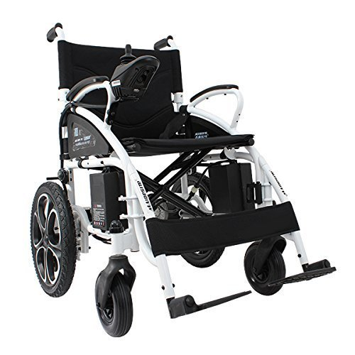 lchair - Foldable Lightweight Heavy Duty Electric Power 2018 Best Model (Foldable Power Wheelchair)