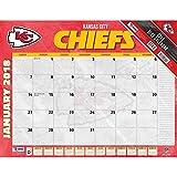 2018 Kansas City Chiefs Desk Pad