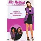 Ally McBeal L'intégrale Saison 1 Dvd1