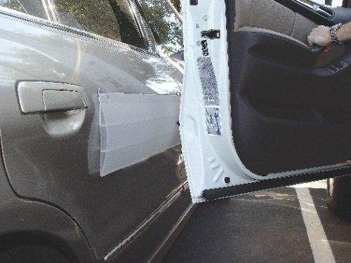 The Park Smart Stick-On Door Guard