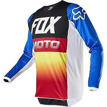Amazon.com: 2020 Fox Racing 360 Linc Jersey-Multi-XL: Automotive