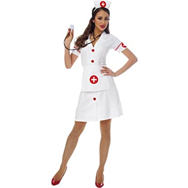 How to make a sexy nurse costume