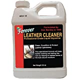 Euromeister 70362551 Forever Leather Cleaner, One Quart Bottle