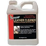 Euromeister 70362551 Forever Leather Cleaner, One Quart Bottle