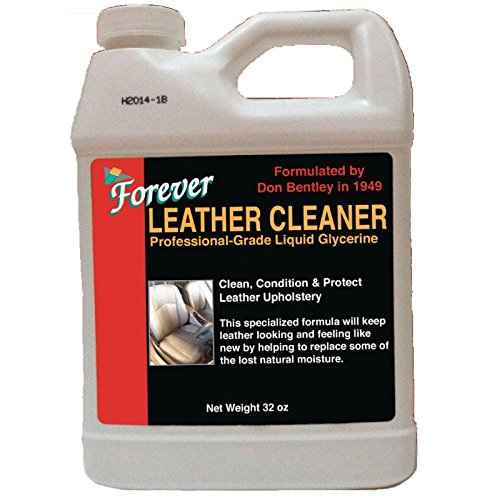Euromeister 70362551 Forever Leather Cleaner, One Quart Bottle by Euromeister (Image #1)