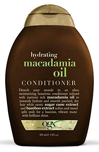 (OGX) Organix Conditioner Macadamia Oil 13oz