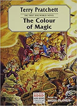 the colour of magic complete unabridged discworld novels audiobookunabridged - The Color Of Magic Book