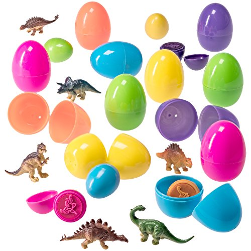 Easter Eggs Filled Dinosaurs Stampers product image