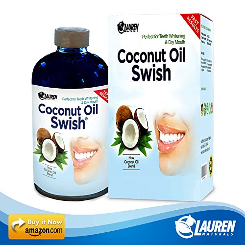 Coconut Oil Pulling Mouthwash: Great Dry Mouth remedy, & Oral Detox -.