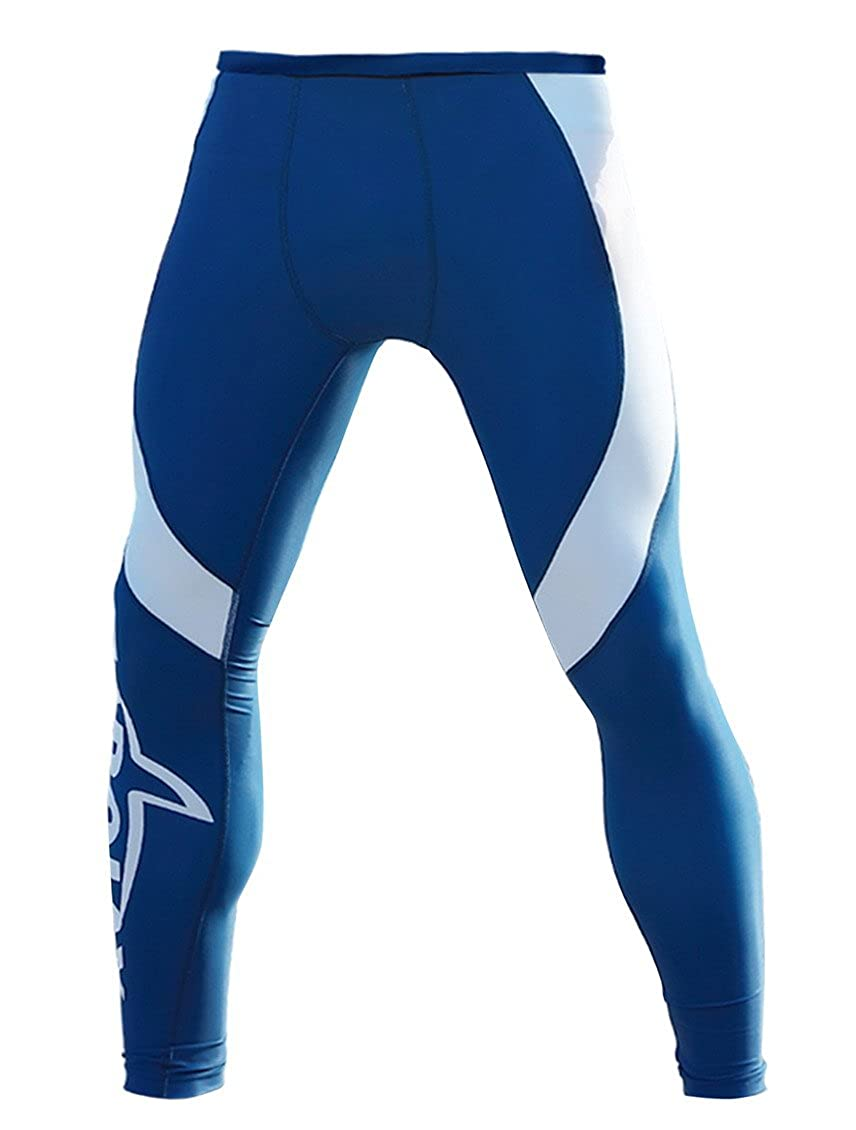 Panegy Men's UV Sun Protective Swim Tights Diving Surfing Sun Swimming Leggings Pant