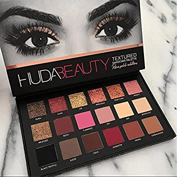 Amazon Com Huda Beauty Rose Gold Edition Pallette Beauty