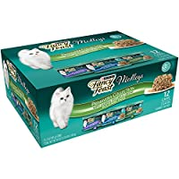 Purina Fancy Feast Medleys Primavera Collection Variety Pack Gourmet Wet Cat Food