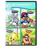 4 Kid Favorites: Baby Looney Tunes by Warner Home Video
