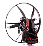 SCOUT Carbon Paramotor Moster 185 Plus - Carbon Fiber Paramotor