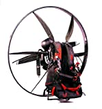 SCOUT Carbon Paramotor Moster 185 Plus - Carbon Fiber Paramotor
