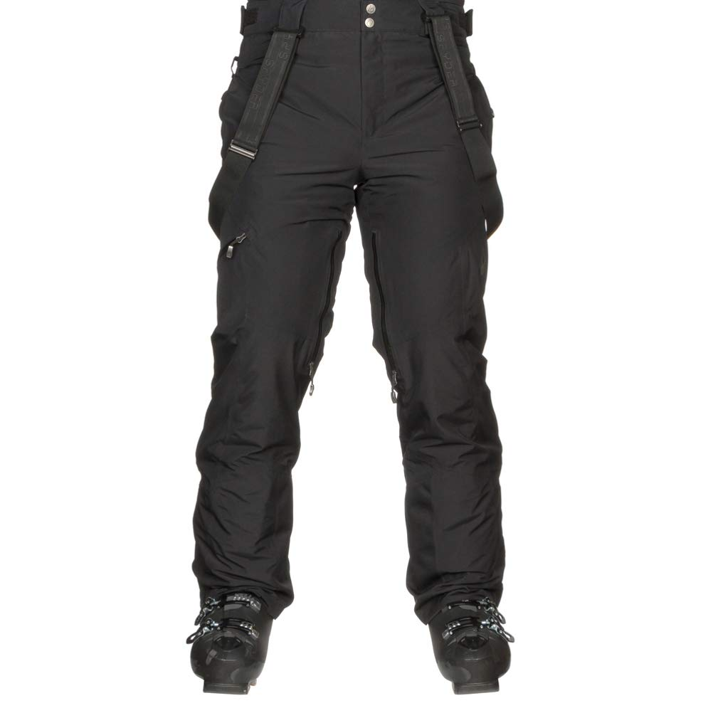 Spyder OUTERWEAR メンズ ブラック/ブラック S-S