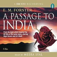 A Passage To India | Livre audio Auteur(s) : E M Forster Narrateur(s) : Meera Syal