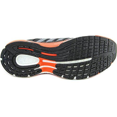 Adidas Supernova Séquence 7 Mens Chaussures De Course Noyau Noir / Carmet / Rouge Solaire