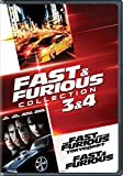 DVD : Fast & Furious Collection: 3 & 4