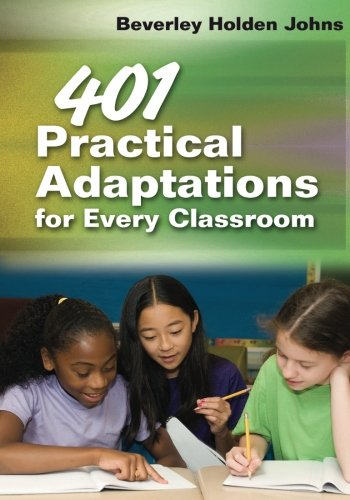 401 Prac.Adapations F/Every Classroom