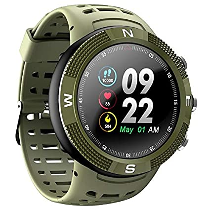 Amazon.com: XUMINGZNSB Smart Watch Outdoor GPS Positioning ...