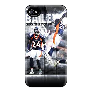 Scratch Protection Cell-phone Hard Covers For Iphone 6plus With Provide Private Custom Fashion Denver Broncos Series AaronBlanchette