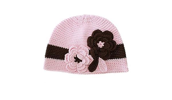 c496ecc1876 Amazon.com  12-18 Month Toddler Beanie baby Hat Cap Crochet Handmade  Photography Prop etua etua  Baby