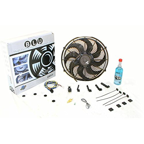 Zirgo 23007 High Performance Cooling System Kit
