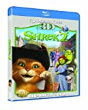 Shrek 2 3D [Blu-ray 3D + Blu ray] [2004]