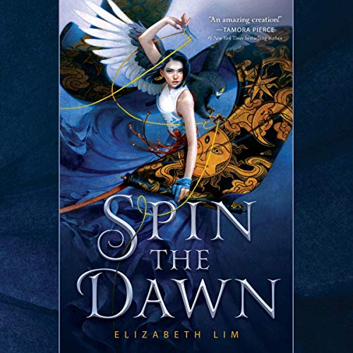 Spin the Dawn: The Blood of Stars, Book 1