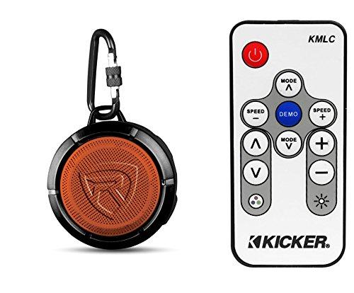 Series Speaker Horn (Kicker 41KMLC KMLC LED Light Controller for KM Series Speakers+Speaker)