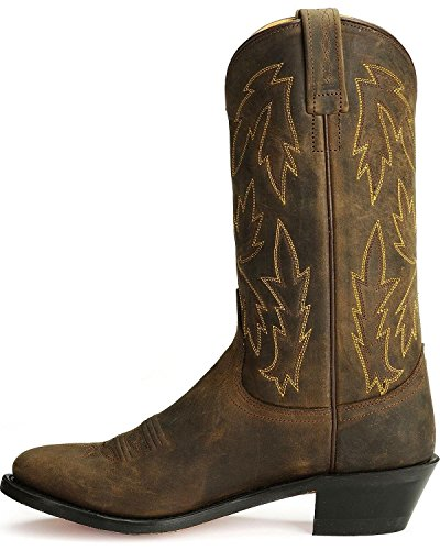 5 Old M Leather Cowgirl Apache 6 US Apache Boot West Women's Tan qrZwpvxTqz