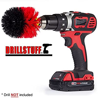 Mini and Full Size Drill Brushes by Drillstuff