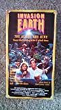 Invasion Earth [VHS]
