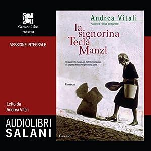 La signorina Tecla Manzi Audiobook