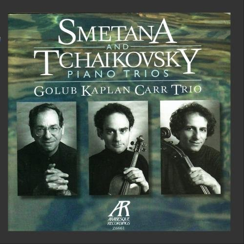 Recommended Smetana: Trio in G Branded goods Minor A - Tchaikovsky: