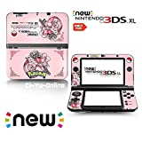 Ci-Yu-Online VINYL SKIN [new 3DS XL] - Pokemon #2 Mew Mewtwo - Limited Edition STICKER DECAL COVER for NEW Nintendo 3DS XL / LL Console System