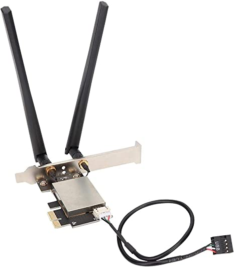 Tarjeta Adaptadora PCI-E de Internet,Placa Adaptadora M.2 ...